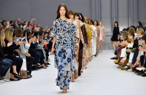 Moda Primavera Estate 2017: vestiti lunghi
