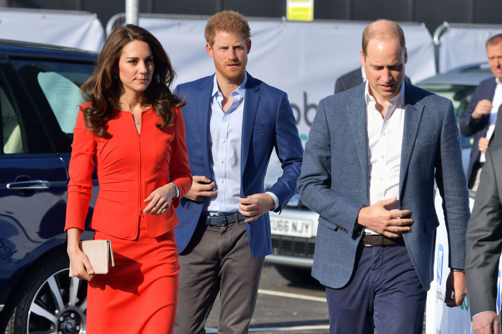 Kate Middleton, William e Harry su Lady Diana e maternità