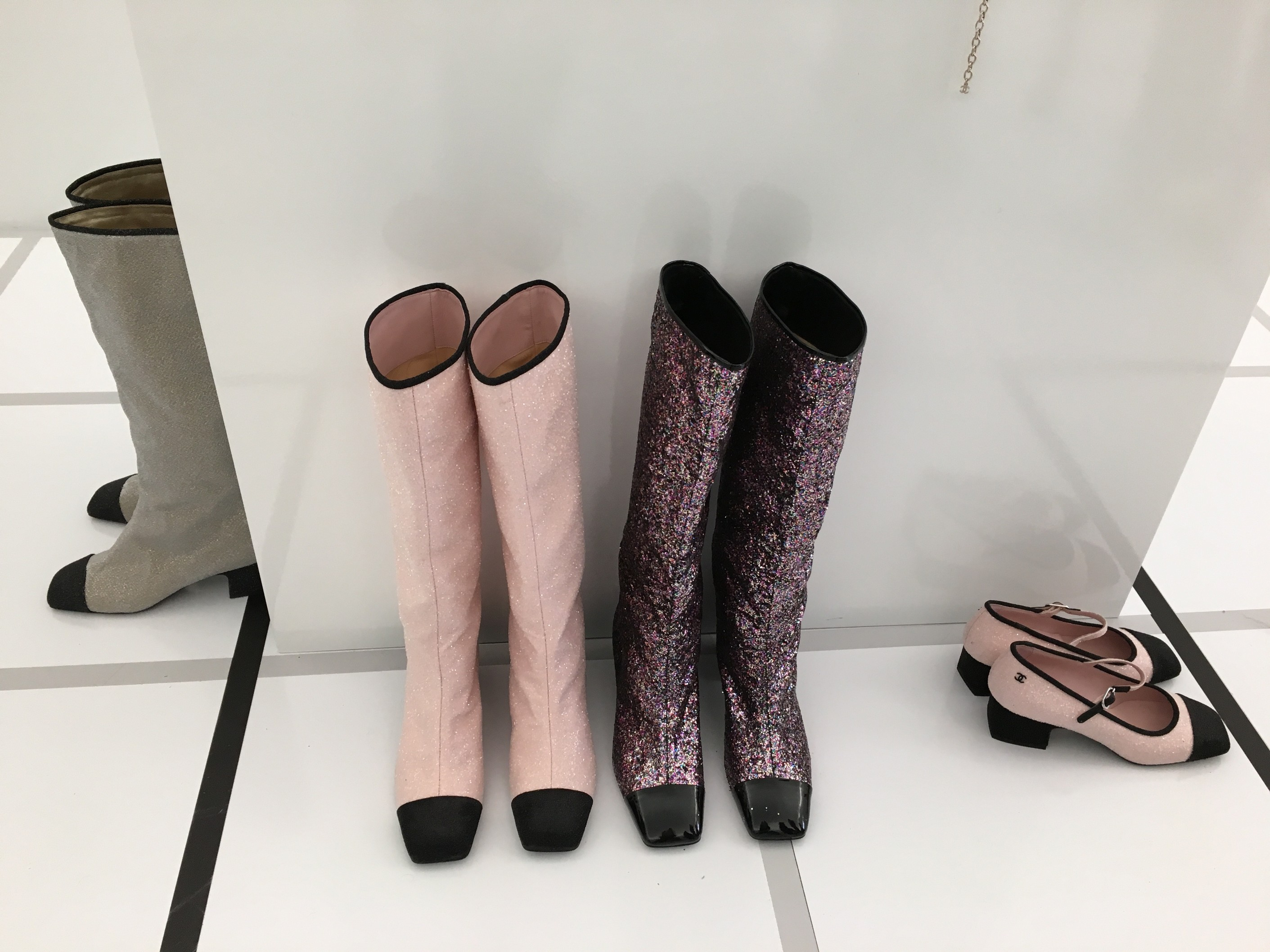 Accessori Chanel Autunno-Inverno 2017-2018, foto