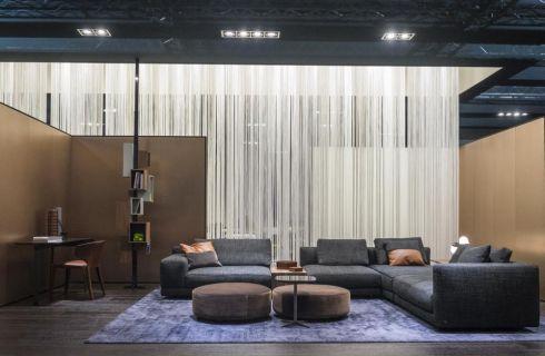 Natuzzi divani e poltrone: novità dal Salone del Mobile 2017
