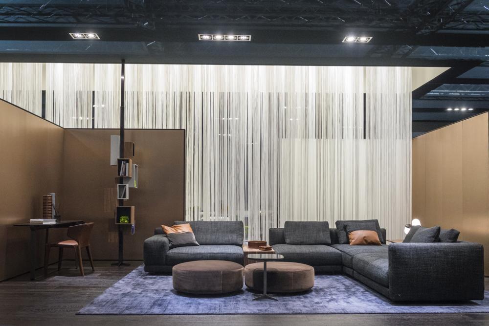 Natuzzi divani e poltrone novit dal salone del mobile for Natuzzi divani