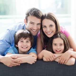 Le regole per costruire una famiglia felice