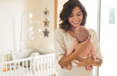 Ruttino del neonato: come stimolarlo