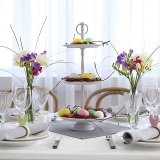 Decorazioni per Pasqua: le idee per addobbare la tavola