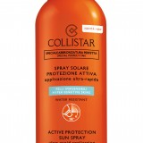 Collistar, Spray Solare Protezione Attiva SPF50 (32 euro circa)