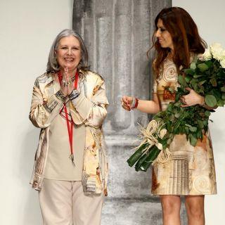 È morta Laura Biagiotti, addio alla regina del Cashmere