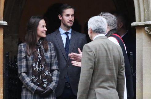 Pippa Middleton, matrimonio da 400.000 euro