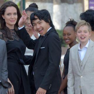 Shiloh Jolie-Pitt con un nuovo taglio di capelli