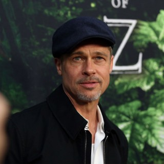 Brad Pitt: la prima cover post-divorzio da Angelina Jolie