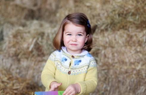 La principessa Charlotte compie 2 anni: somiglia alla Regina o a Lady Diana?