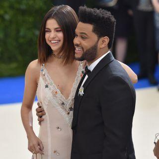 Selena Gomez e The Weeknd primo red carpet insieme al Met Gala 2017