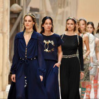 Antica Grecia in passerella per la collezione Cruise Chanel