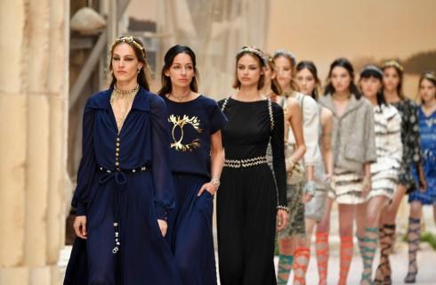 Chanel collezione Cruise 2018