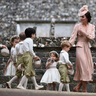 Kate Middleton criticata per come educa il Principe George