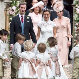 Matrimonio Pippa Middleton e James Matthews: 10 momenti più belli