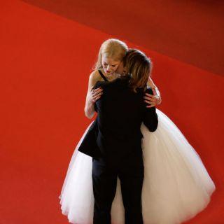 Nicole Kidman e Keith Urban, baci romantici sul red carpet