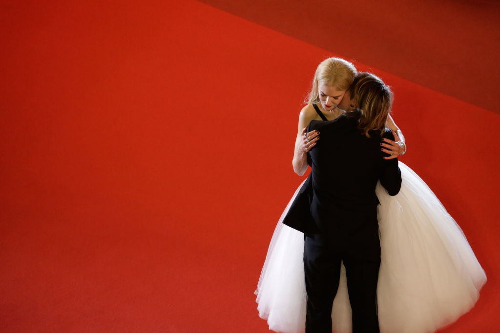 Nicole Kidman e Keith Urban, baci romantici sul red carpet