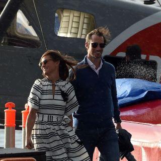 Pippa Middleton e James Matthews, luna di miele australiana