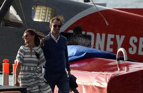 Pippa Middleton e James Matthews mangiano canguro crudo durante la luna di miele in Australia