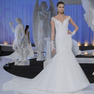 Gli abiti da sposa di Alessandra Rinaudo per il 2018