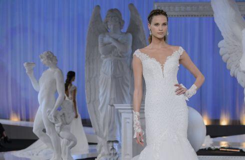 Alessandra Rinaudo 2018, abiti da sposa