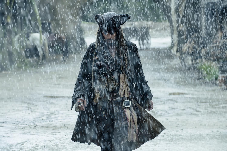 I Pirati dei Caraibi La Vendetta di Salazar con Johnny Depp, foto