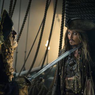 I Pirati dei Caraibi: La Vendetta di Salazar con Johnny Depp