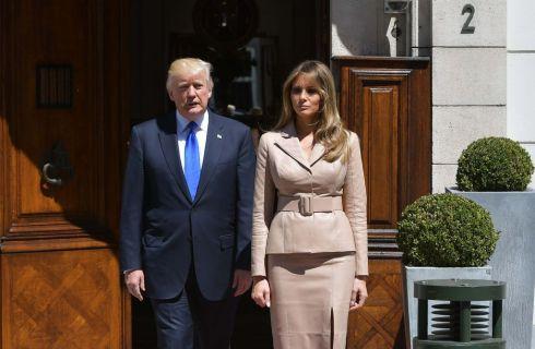 Melania Trump e Donald Trump: due esperti di linguaggio del corpo analizzano la loro relazione