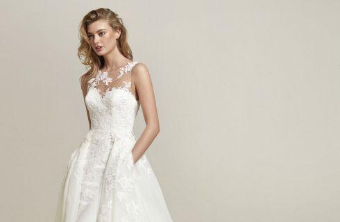 Abiti da sposa Pronovias 2018: modelli e prezzi della collezione Pronovias