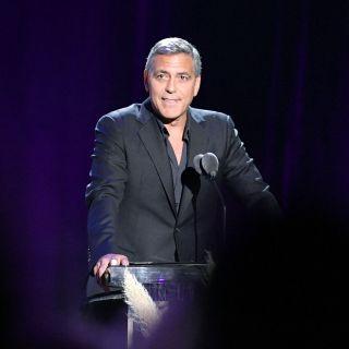 George Clooney a casa per non perdere la nascita dei gemelli