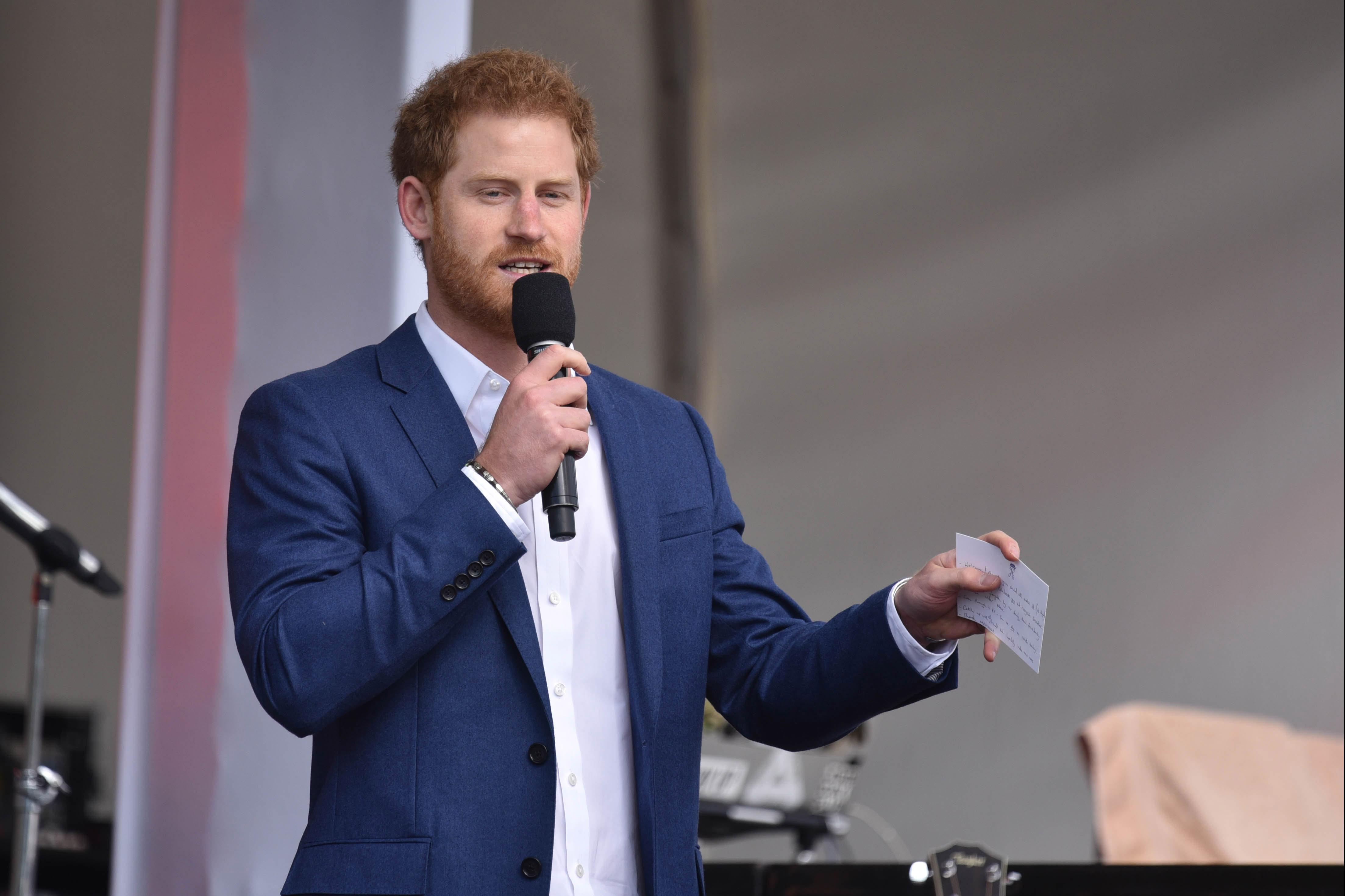 Matrimonio Principe Harry : Principe harry e meghan markle il protocollo per
