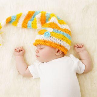 I consigli per far dormire il neonato tutta la notte