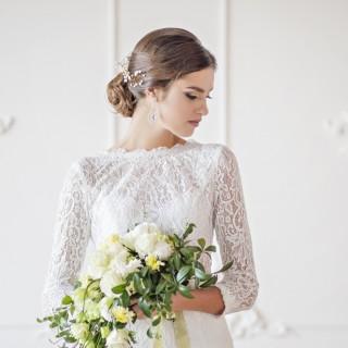 Gli accessori più belli per i capelli da sposa