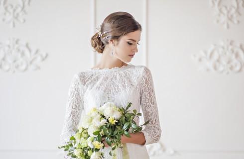 Accessori capelli sposa 2017