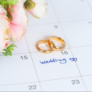 Sposarsi nel 2018: come scegliere la data migliore