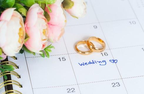 Sposarsi nel 2018, le date migliori