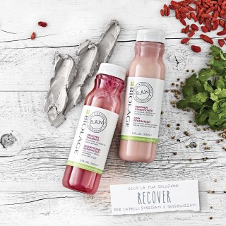 Shampoo Biolage recover: recensione