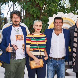 Arisa, Max Giusti e Paolo Ruffini, voci di Cattivissimo me 3