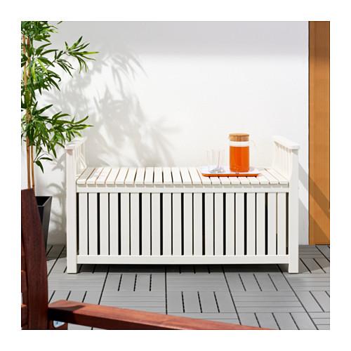 5 soluzioni ikea per tenere casa in ordine diredonna for Ikea panca bagno