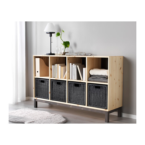 Ikea BRANÄS Cestino, grigio scuro € 12,99