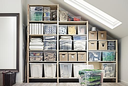 Contenitori Per Scaffali Ikea.5 Soluzioni Ikea Per Tenere Casa In Ordine Diredonna