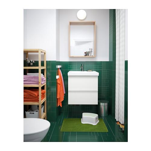 Ikea Soluzione bagno minimal