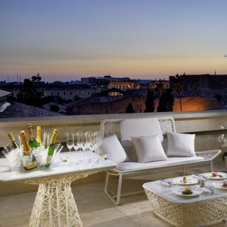 10 roof garden dove fare gli aperitivi in terrazza a Roma