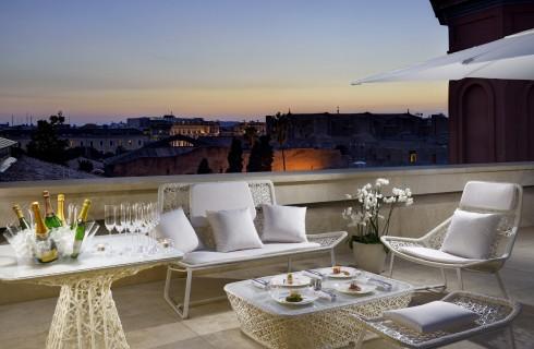Aperitivi in terrazza Roma: 10 roof garden