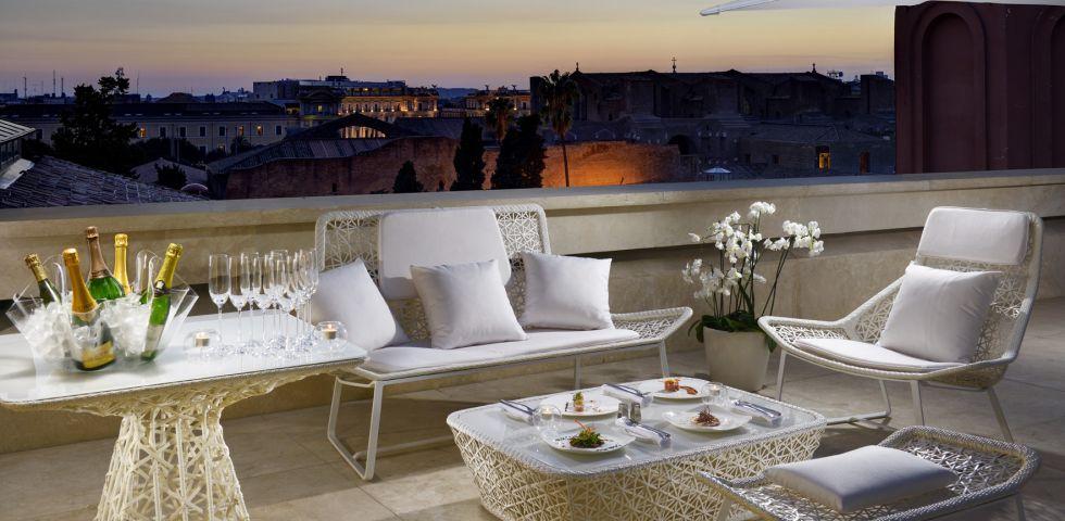 Aperitivi in terrazza Roma: 10 roof garden | DireDonna