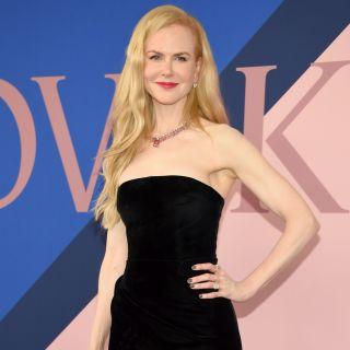 Nicole Kidman incanta New York in Oscar de la Renta