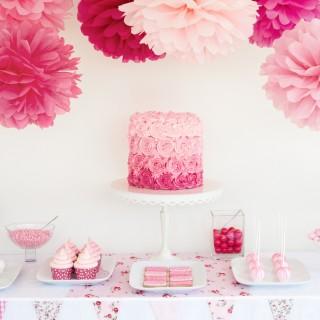 10 decorazioni per le feste di compleanno per bambini