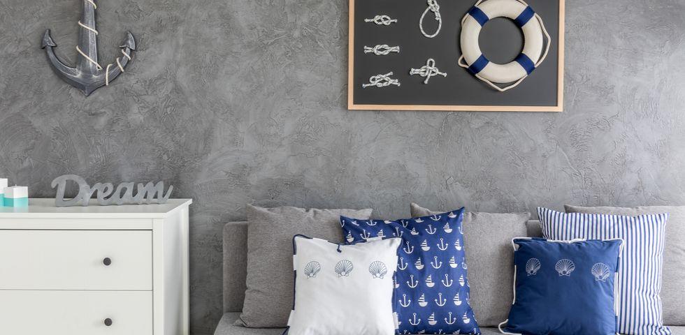 Come arredare casa al mare 10 idee diredonna for Letti per casa al mare