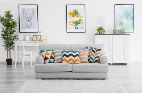 Come abbinare e posizionare i quadri in casa