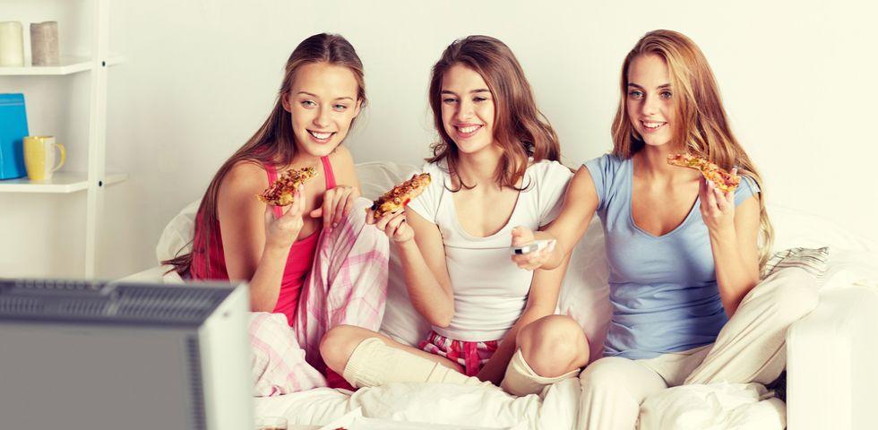 Ragazze adolescenziali